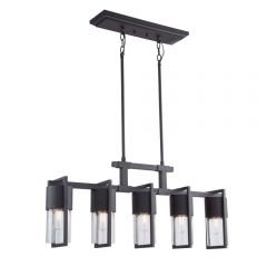 Bond 5 Light Kitchen island lighting fixture