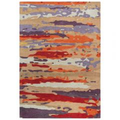 Modern Southwestern Color Area Rug Connie Post Collection