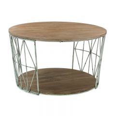 ELK Home 138-167 Round Cocktail Table