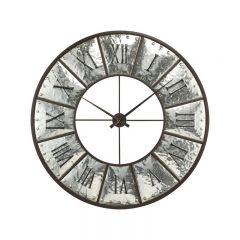 ELK Home 3214-1013 Queen and Country Wall Clock