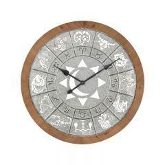 ELK Home 3214-1031 Astronomicon Wall Clock