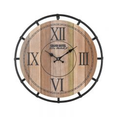 ELK Home 351-10745 Torino Wall Clock