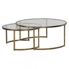 Uttermost 24747 Rhea Accent & End Table