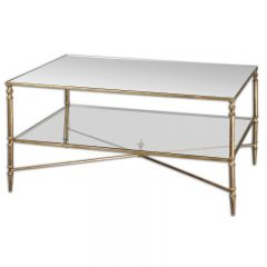 Uttermost 24276 Henzler Coffee Table