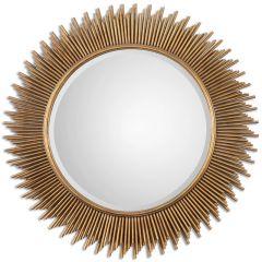 Uttermost 08137 Marlo Round Mirror
