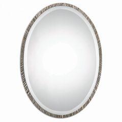 Uttermost 12924 Annadel Oval Oval Wall Mirror