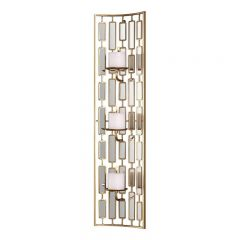 Uttermost 04045 Loire Candle Sconce