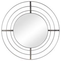 Uttermost 09637 Bullseye Round Mirror